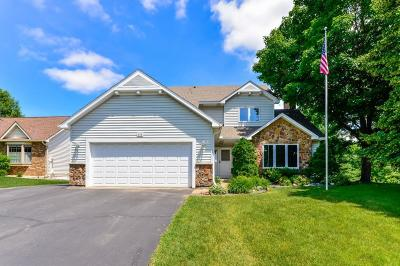 Mahtomedi Single Family Home For Sale: 258 Wedgewood Drive