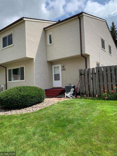 Eagan Condo/Townhouse For Sale: 1482 Woodview Avenue E