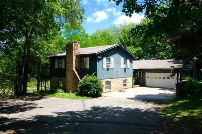 New London Single Family Home For Sale: 19655 71st Street NE