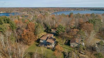 Lake Shore Single Family Home For Sale: 8265 Timber Lane