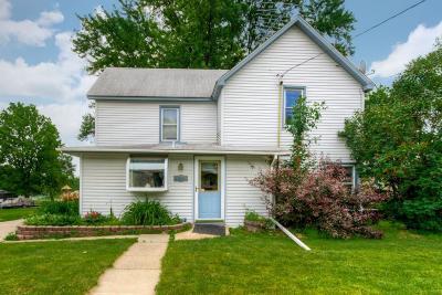 Howard Lake Single Family Home For Sale: 1016 6th Avenue