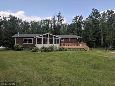Crosby Single Family Home For Sale: 22210 Larson Road