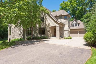 Eden Prairie Single Family Home For Sale: 18640 Saint Mellion Place