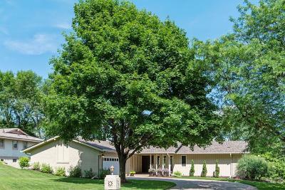 Edina Single Family Home For Sale: 7201 Fleetwood Drive