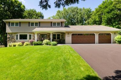 Eden Prairie Single Family Home For Sale: 9420 Cedar Forest Road