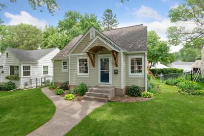 Saint Louis Park Single Family Home For Sale: 2829 Idaho Avenue S