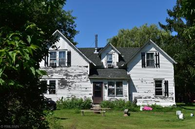 Chisago County Single Family Home Contingent: 39600 Quinlan Avenue