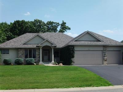 Elk River Single Family Home For Sale: 19609 Ironton Circle NW