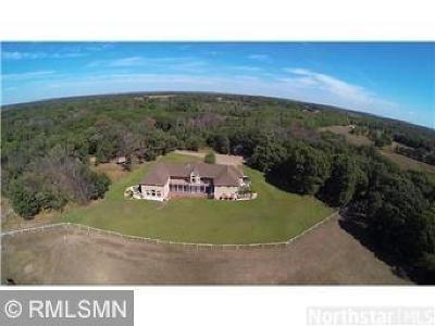 Sherburne County Farm For Sale: 8965 180th Avenue SE