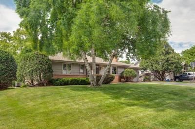 Edina Single Family Home For Sale: 5509 Ridge Park Road