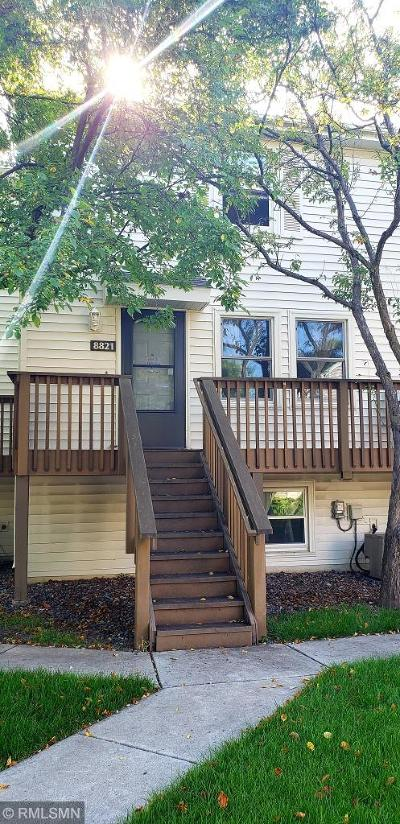 New Hope Condo/Townhouse For Sale: 8821 42nd Avenue N