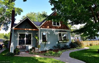 Saint Louis Park Single Family Home For Sale: 4057 Utica Avenue S