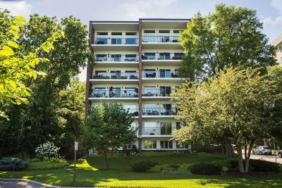 Minneapolis Condo/Townhouse For Sale: 3220 W Calhoun Parkway #501