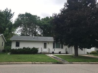 Clara City, Montevideo, Dawson, Madison, Marshall, Appleton Single Family Home For Sale: 202 Sunrise Lane