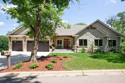 Minnetonka Single Family Home For Sale: 18685 South Lane