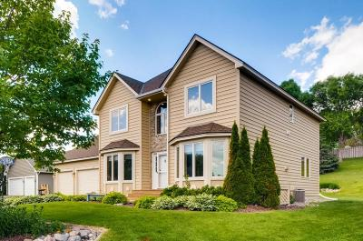 Maple Grove Single Family Home For Sale: 16600 84th Place N