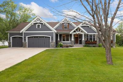 Lakeville MN Single Family Home Contingent: $1,045,000