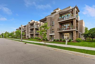Saint Louis Park Condo/Townhouse For Sale: 3974 Wooddale Avenue S #102
