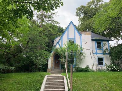 Minneapolis Single Family Home For Sale: 3429 Holmes Avenue