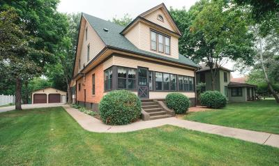 Sartell, Saint Cloud, Saint Joseph, Sauk Rapids, Rice, Clearwater, Monticello Single Family Home For Sale: 519 W Broadway Street