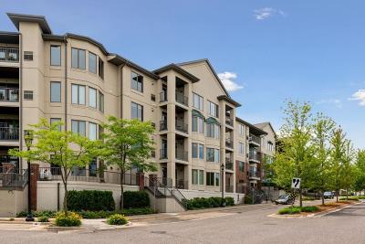 Edina Condo/Townhouse For Sale: 5275 Grandview Square #3101