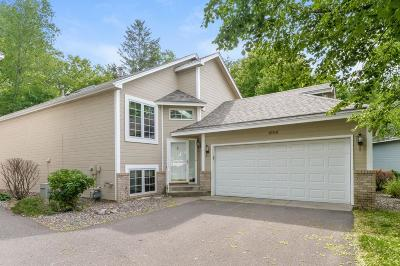 Minnetonka Condo/Townhouse For Sale: 15501 Sussex Drive