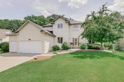 Mahtomedi Single Family Home For Sale: 898 Deer Oak Run