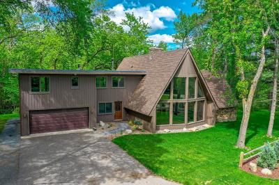 Chisago County, Washington County Single Family Home For Sale: 14235 Saint Croix Trail N
