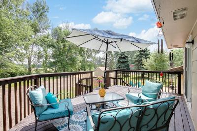 Ham Lake Single Family Home For Sale: 16135 Kenyon Street NE