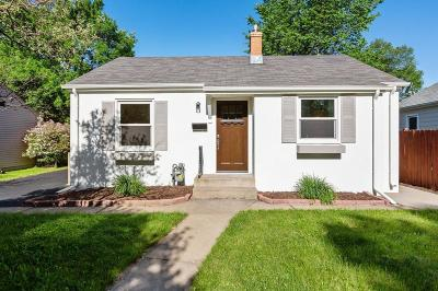Saint Louis Park Single Family Home For Sale: 3204 Georgia Avenue S
