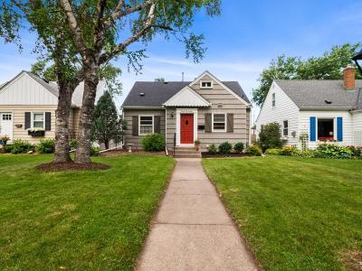 Saint Louis Park Single Family Home For Sale: 3120 Kentucky Avenue S
