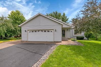 Sauk Rapids Single Family Home For Sale: 896 Pearl View Drive