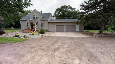 Clara City, Montevideo, Dawson, Madison, Marshall, Appleton Single Family Home For Sale: 1302 Porter Road