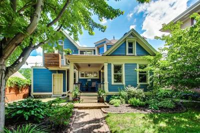 Minneapolis Single Family Home For Sale: 3409 Irving Avenue S