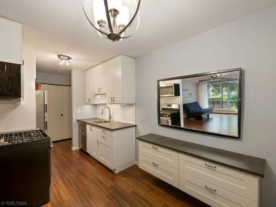 Brooklyn Center Condo/Townhouse For Sale: 4201 Lakeside Avenue N #112