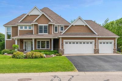 Eden Prairie Single Family Home For Sale: 12701 Stoney Way