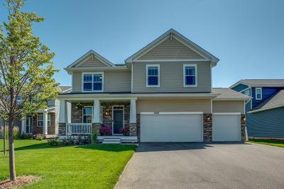 Hugo Single Family Home For Sale: 14245 Evergreen Avenue N