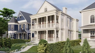 Saint Paul MN Single Family Home For Sale: $999,500