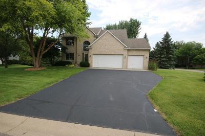 Eden Prairie Single Family Home For Sale: 9950 Lee Drive