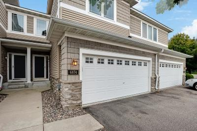 Apple Valley Condo/Townhouse For Sale: 6874 Folkestone Road