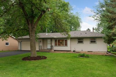 New Hope Single Family Home For Sale: 4957 Winnetka Avenue N
