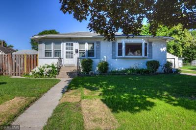 Robbinsdale Single Family Home For Sale: 4213 Welcome Avenue N