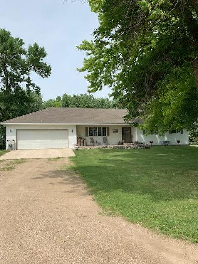 Kandiyohi County Single Family Home For Sale: 22400 105th Street SW