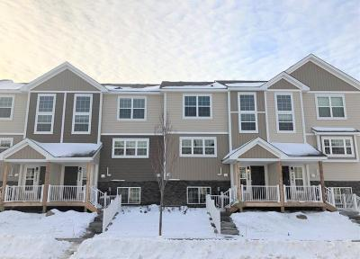 Lino Lakes Condo/Townhouse For Sale: 7559 Woods Edge Boulevard