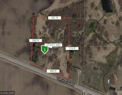 Rogers Residential Lots & Land For Sale: 22700 Territorial Road