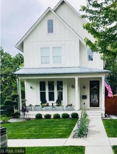 Saint Paul Single Family Home For Sale: 1192 Edgcumbe Road