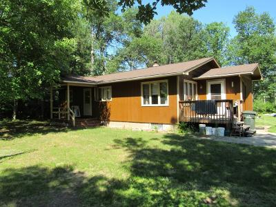 Fifty Lakes Single Family Home For Sale: 14505 County Road 1