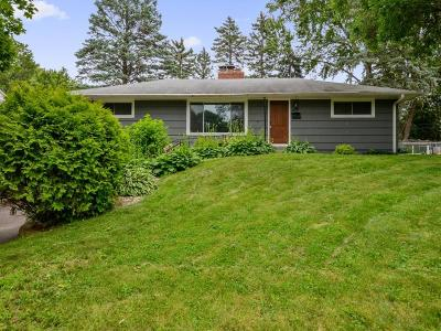New Hope Single Family Home For Sale: 4020 Nevada Avenue N