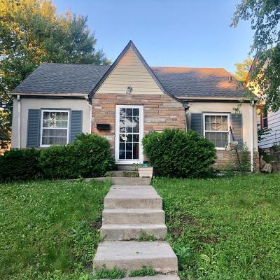 Minneapolis MN Single Family Home For Sale: $160,000