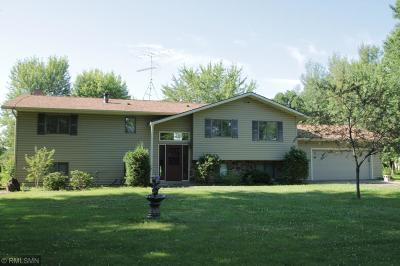 Sartell, Saint Cloud, Saint Joseph, Sauk Rapids, Rice, Clearwater, Monticello Single Family Home For Sale: 7392 Highway 95 NE